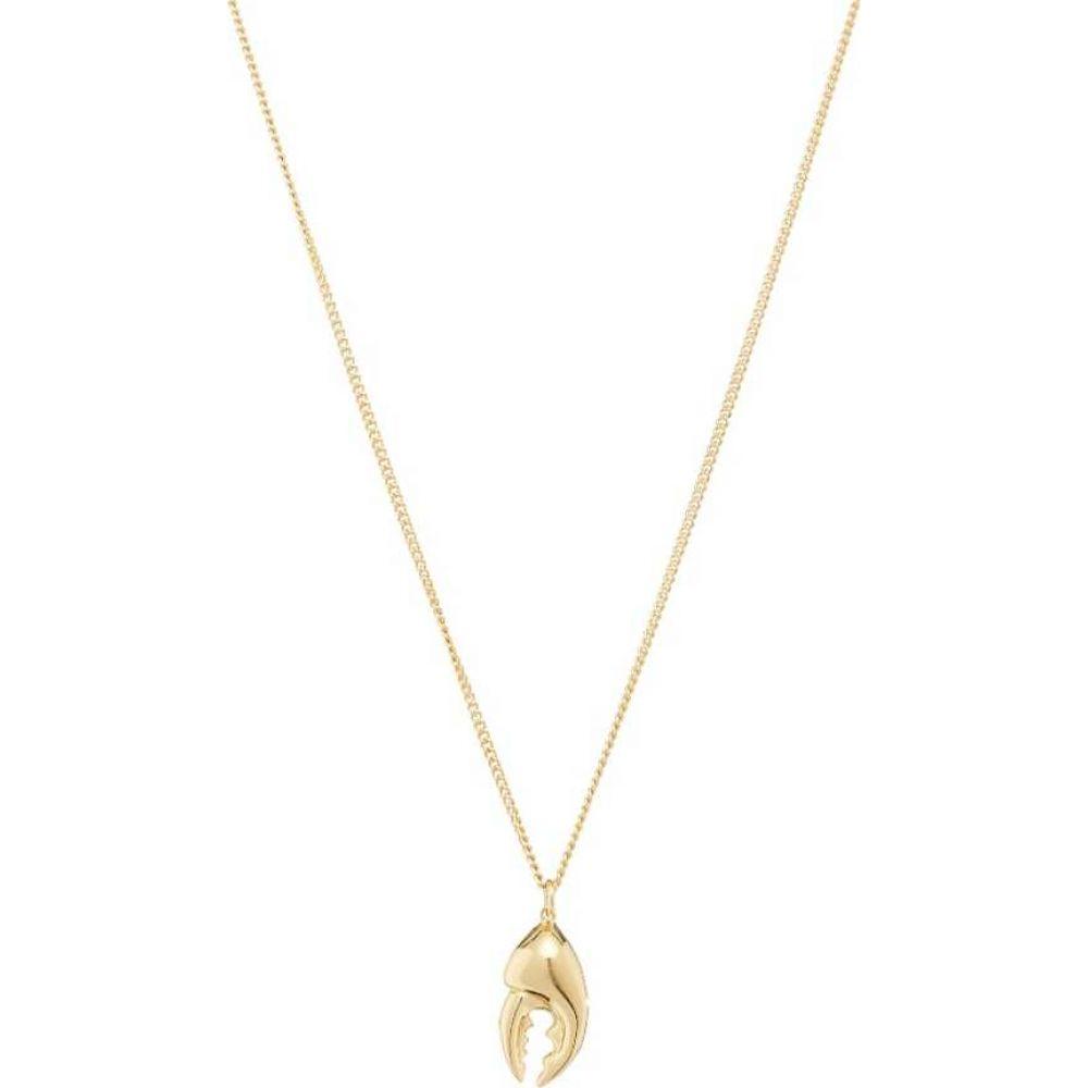 ミアンサイ メンズ ジュエリー アクセサリー 売店 ネックレス 卸売り Gold Lobster Claw サイズ交換無料 Necklace Miansai