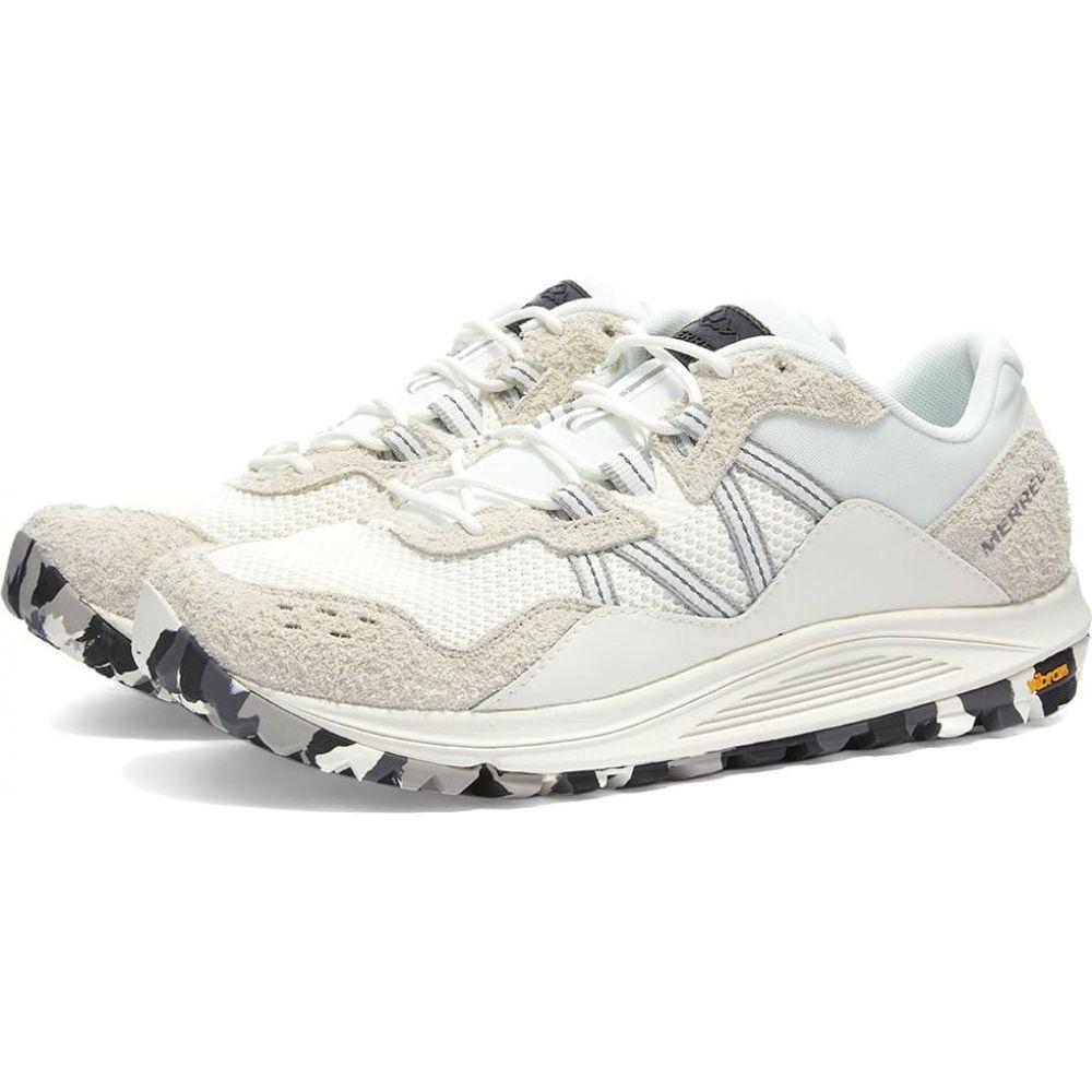 メレル メンズ 直送商品 シューズ 靴 スニーカー White サイズ交換無料 Merrell Nova 1TRL 1 Sneaker JPN 店 Traveller TRL