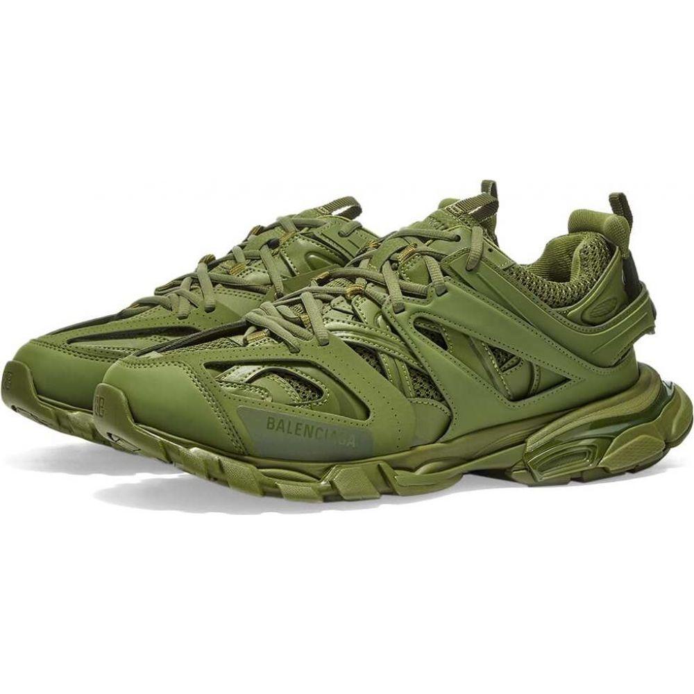 人気ブランドの バレンシアガ スニーカー Balenciaga メンズ スニーカー メンズ シューズ Sneaker】Full・靴【Track Sneaker】Full Khaki, キタコマグン:f215d78f --- atakoyescortlar.com