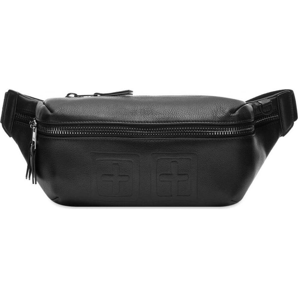 スビ メンズ ギフト バッグ ボディバッグ ウエストポーチ Black サイズ交換無料 Ksubi 1999 Beltbag Stash 日本正規代理店品