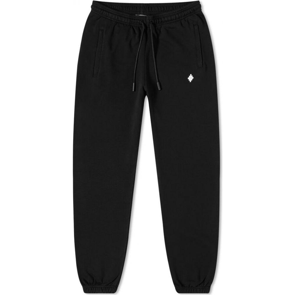 新しいコレクション マルセロバーロン Sweat Burlon Marcelo Burlon メンズ スウェット メンズ・ジャージ ボトムス・パンツ【Cross Relax Sweat Pant】Black, 手作り生餃子味の匠:c118017e --- mail.analogbeats.com
