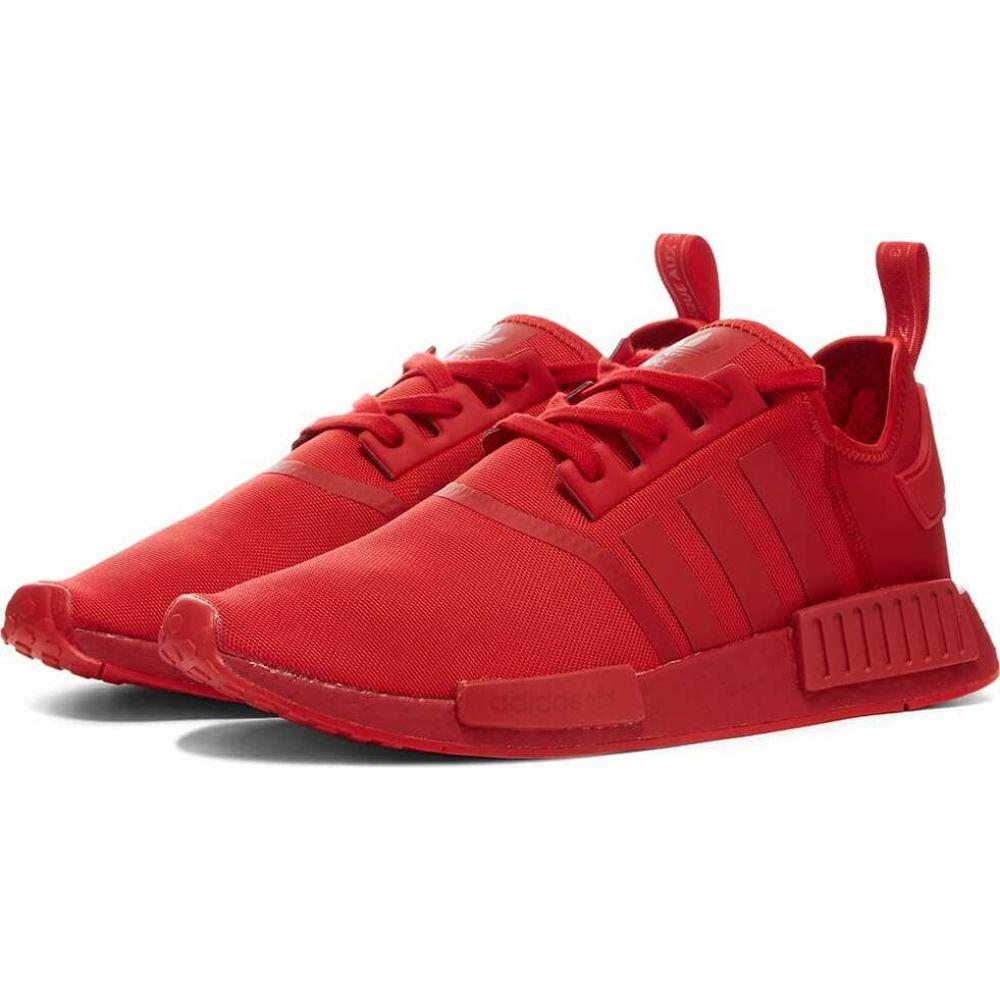アディダス メンズ シューズ 靴 スニーカー お買い得 Scarlet サイズ交換無料 NMD_R1 2020モデル Adidas