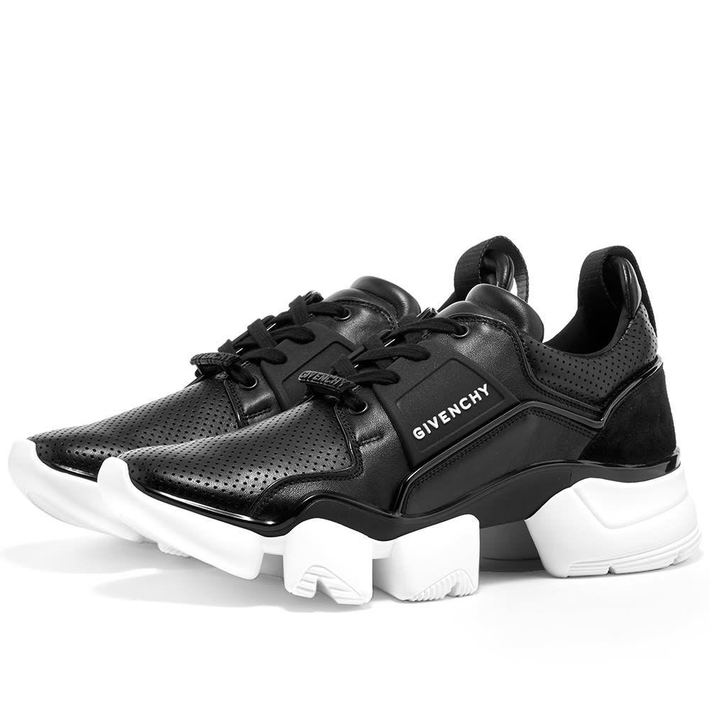 ジバンシー Givenchy メンズ シューズ・靴 スニーカー【Perforated Jaw Sneaker】Black