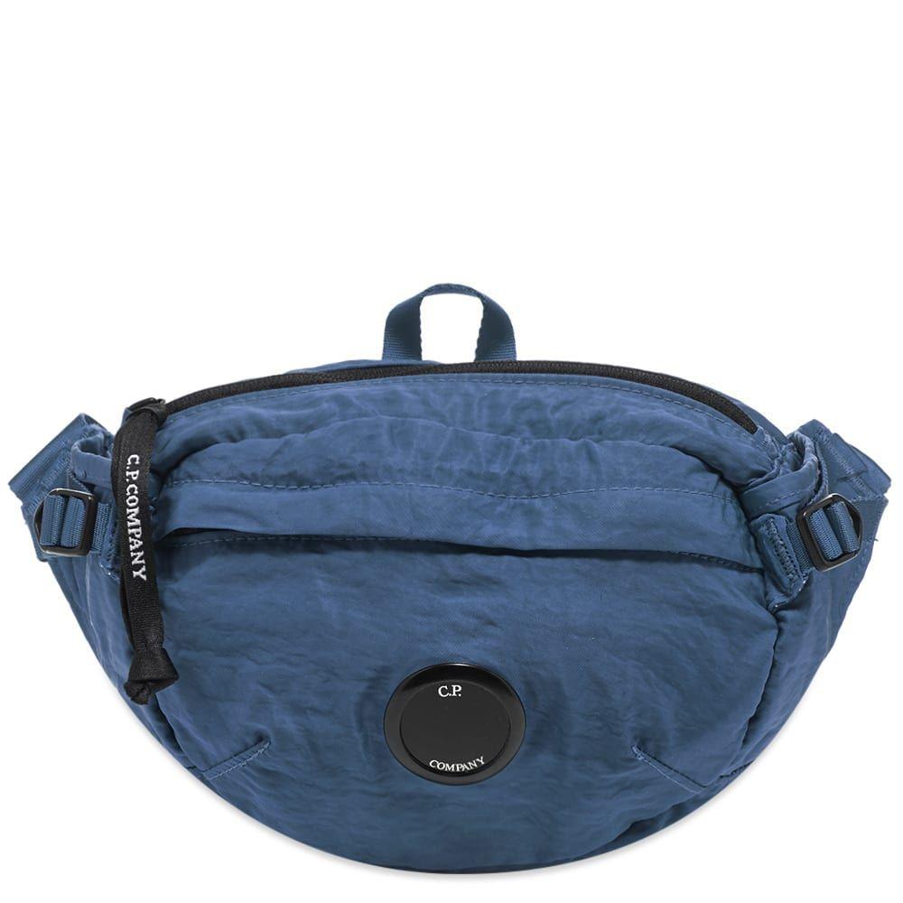 シーピーカンパニー C.P. Company メンズ バッグ ボディバッグ・ウエストポーチ【Waist Bag】Dark Denim
