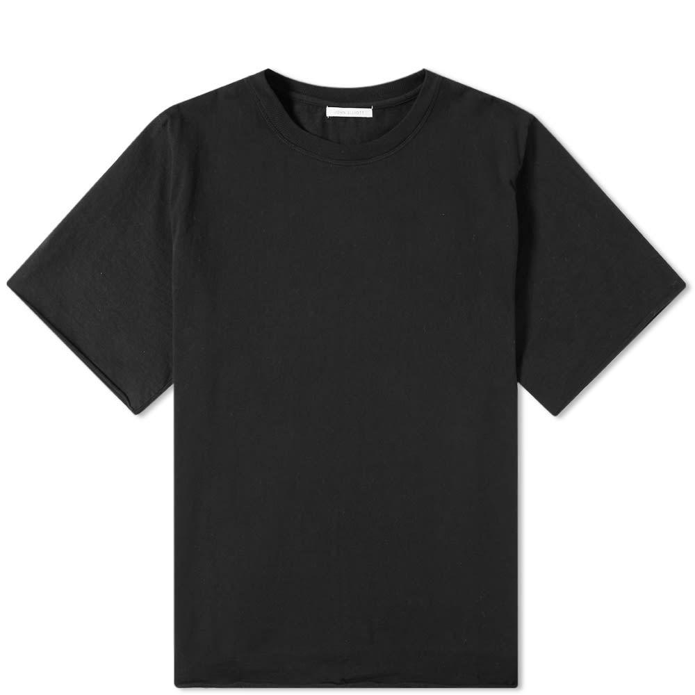 ジョン エリオット John Elliott メンズ Tシャツ トップス【anti-expo tee】Black