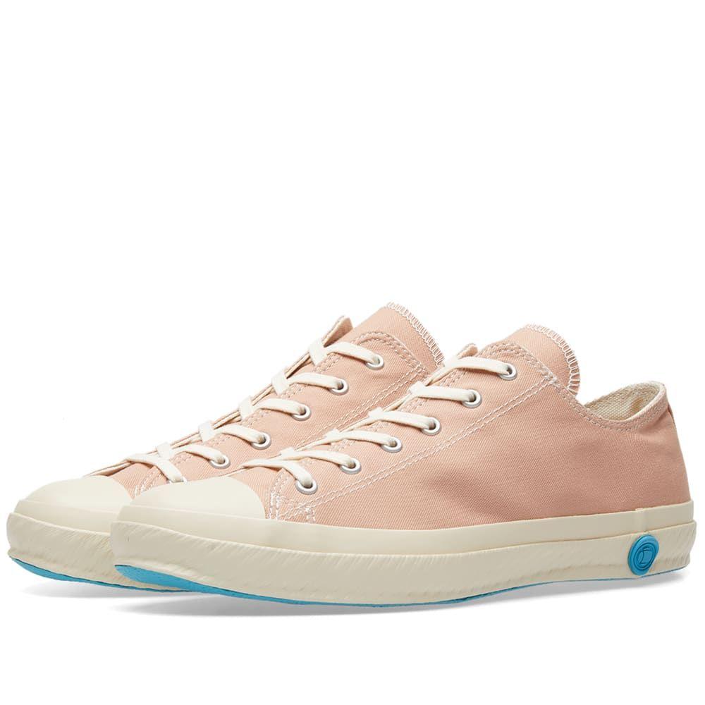 シューズ ライク ポタリー Shoes Like Pottery メンズ シューズ・靴 スニーカー【01JP Low Sneaker】Coral