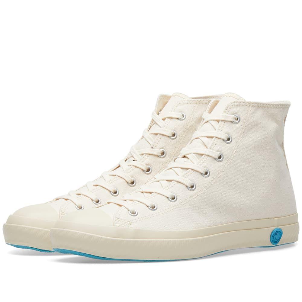 シューズ ライク ポタリー Shoes Like Pottery メンズ シューズ・靴 スニーカー【01JP High Sneaker】White