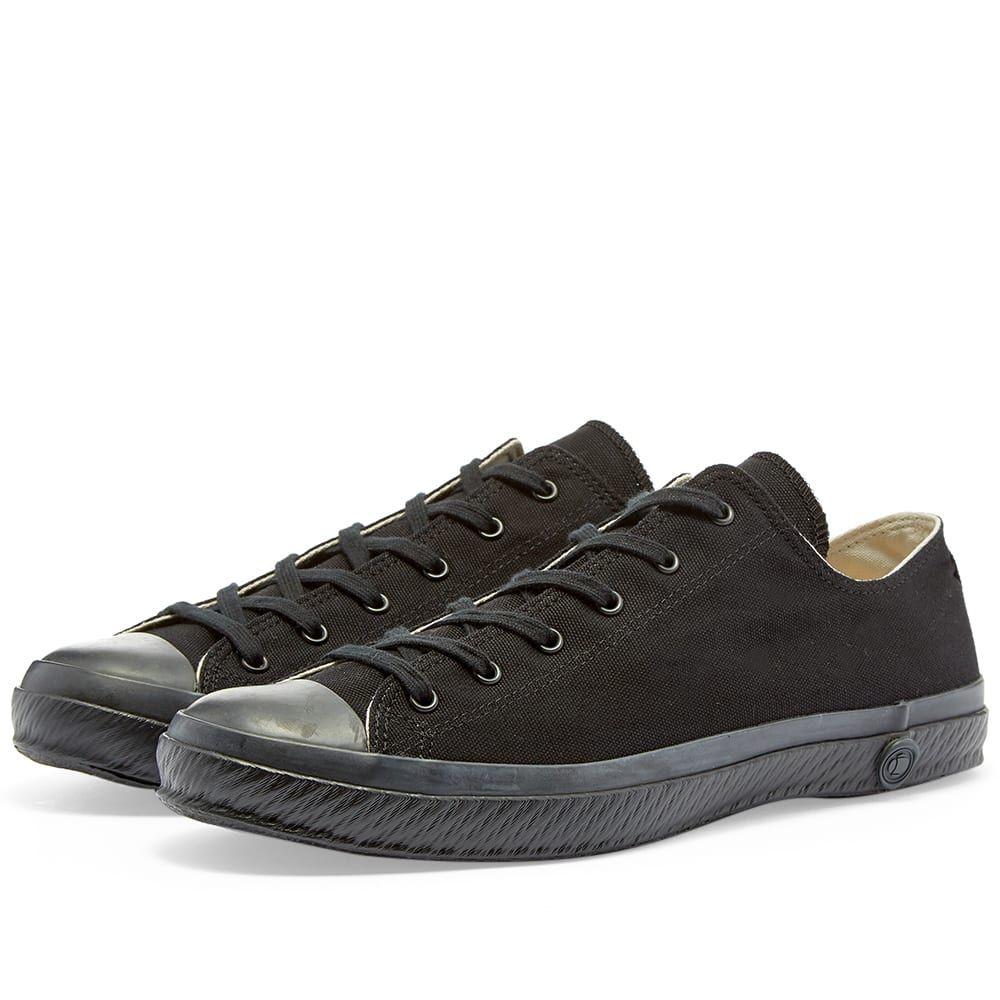 シューズ ライク ポタリー Shoes Like Pottery メンズ シューズ・靴 スニーカー【01JP Low Sneaker】Black Mono