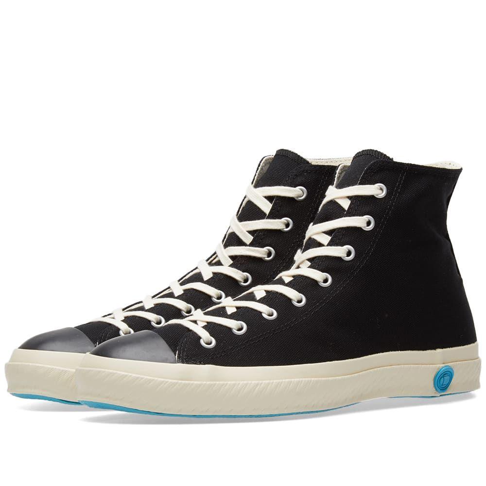 シューズ ライク ポタリー Shoes Like Pottery メンズ シューズ・靴 スニーカー【01JP High Sneaker】Black