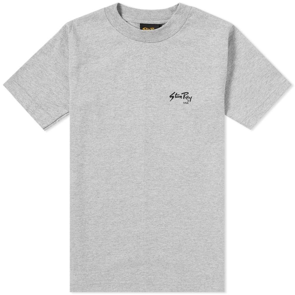 スタンレー Stan Ray メンズ トップス Tシャツ【Stan Tee】Grey Heather