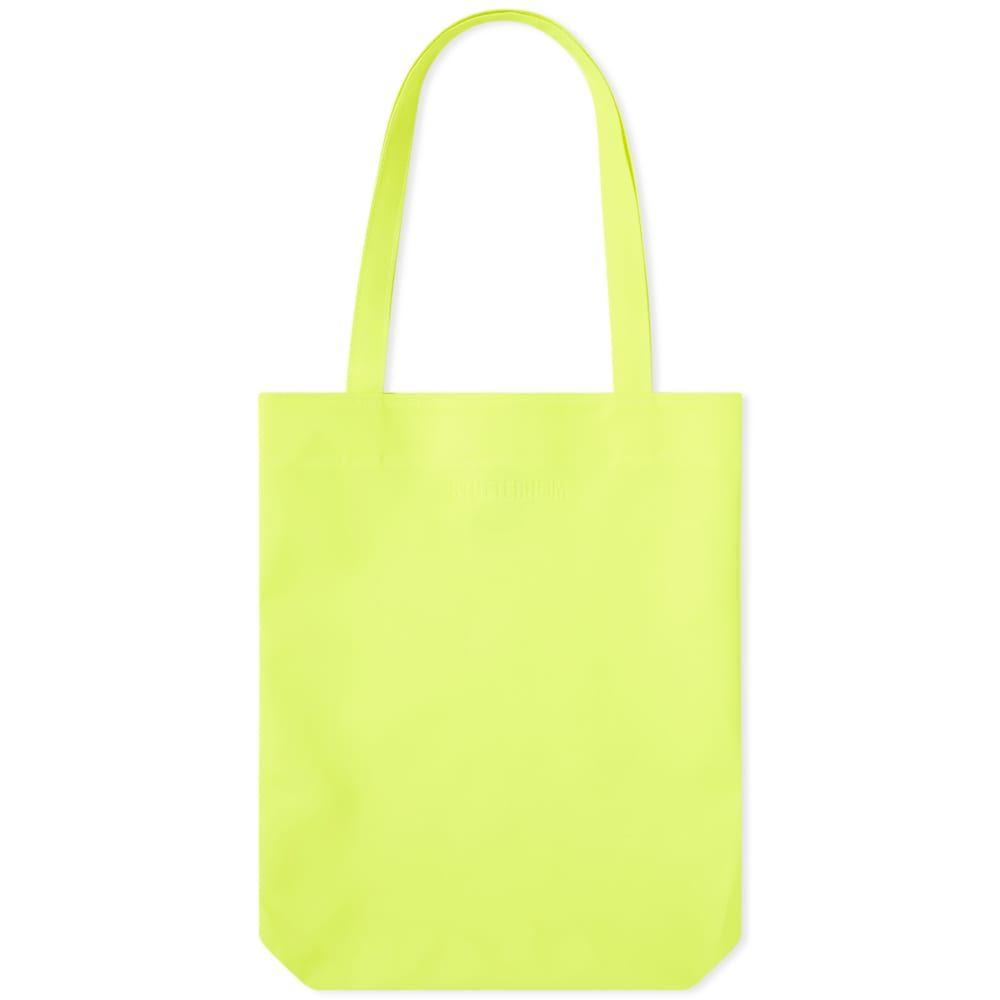 ストゥッテルハイム Stutterheim メンズ トートバッグ バッグ【ropsten tote bag】Safety Yellow