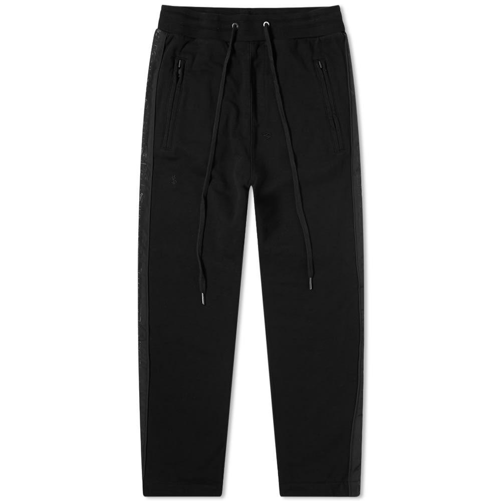 スビ Ksubi メンズ ジョガーパンツ ボトムス・パンツ【subscribe taped jogger pant】Black