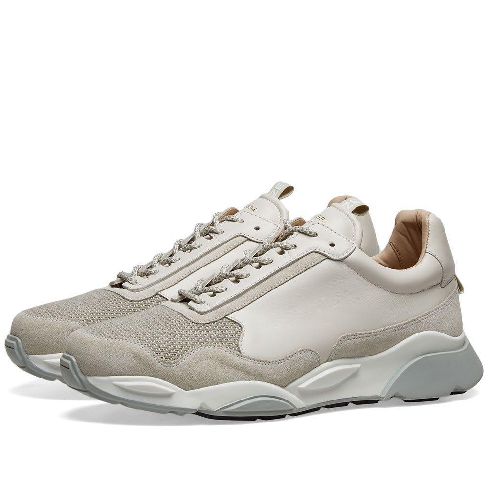 ゼスパ Zespa メンズ シューズ・靴 スニーカー【ZSP7 Canvas Sneaker】Off White