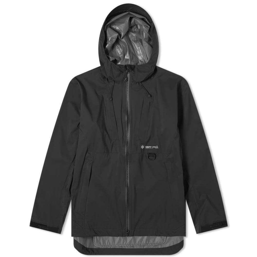 スノーピーク Snow Peak メンズ アウター ジャケット【2.5L Wanderlust Jacket】Black