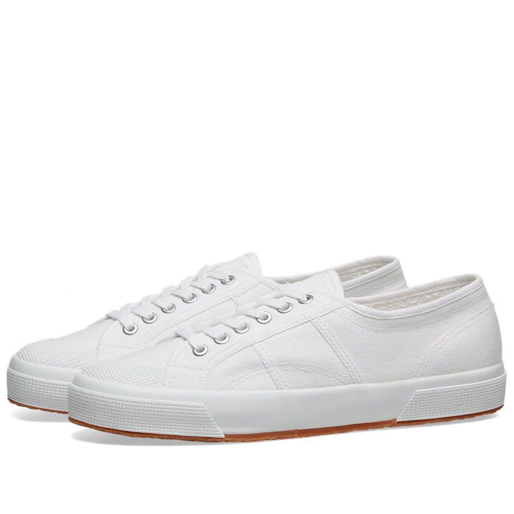 スペルガ Superga メンズ スニーカー シューズ・靴【2390 cotu classic】Full White