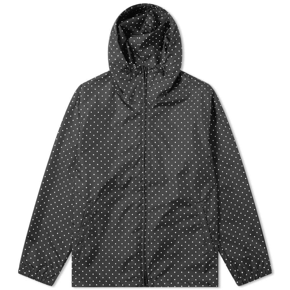 ソフネット SOPHNET. メンズ ジャケット アウター【dot hooded jacket】Black