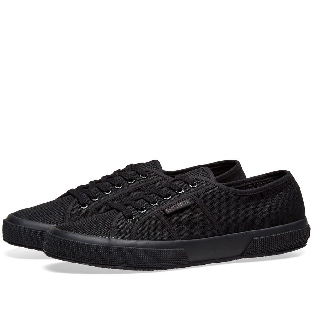スペルガ Superga メンズ スニーカー シューズ・靴【2750 cotu classic】Total Black