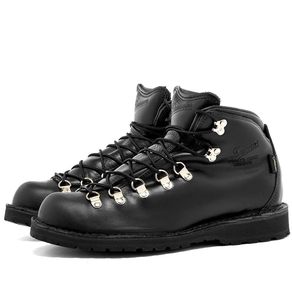 ダナー Danner メンズ シューズ・靴 ブーツ【Mountain Pass Boot】Black Glace