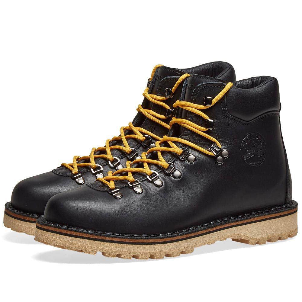 ディエッメ Diemme メンズ シューズ・靴 ブーツ【Roccia Vet Boot】Black Full Grain Leather