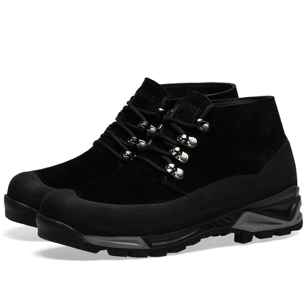 ディエッメ Diemme メンズ シューズ・靴 ブーツ【Asiago Boot】Black Aqua Nubuck