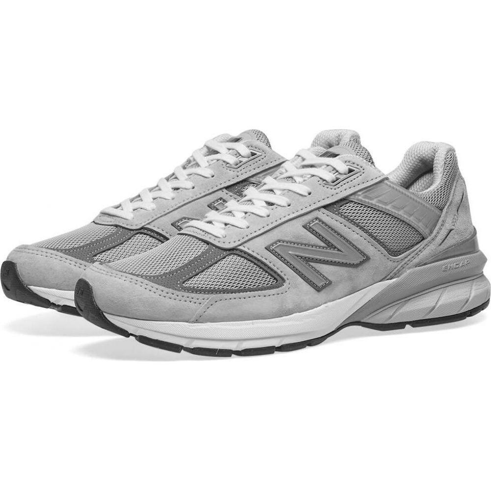 ニューバランス レディース シューズ 靴 スニーカー Grey サイズ交換無料 New USA the - W990GL5 超特価 Balance 最新アイテム W Made in