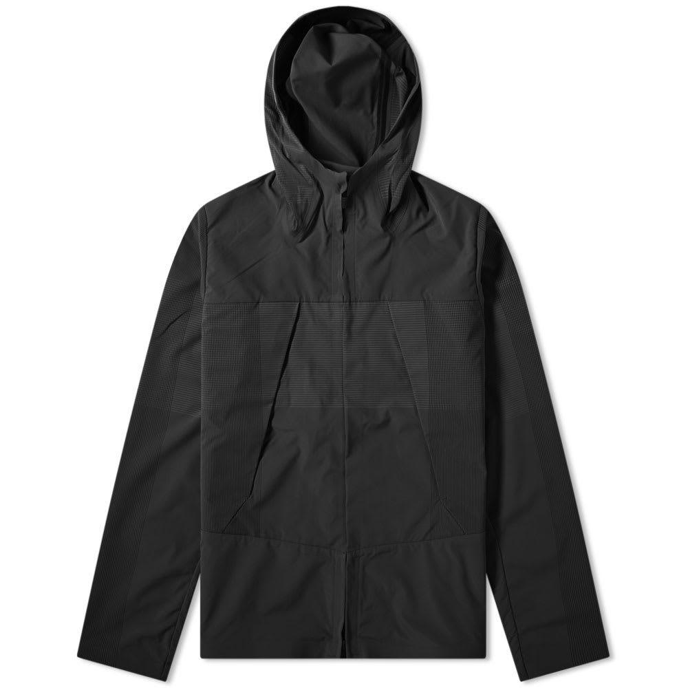 デサント オルテライン Descente Allterrain メンズ ジャケット アウター【schematech air hooded jacket】Black