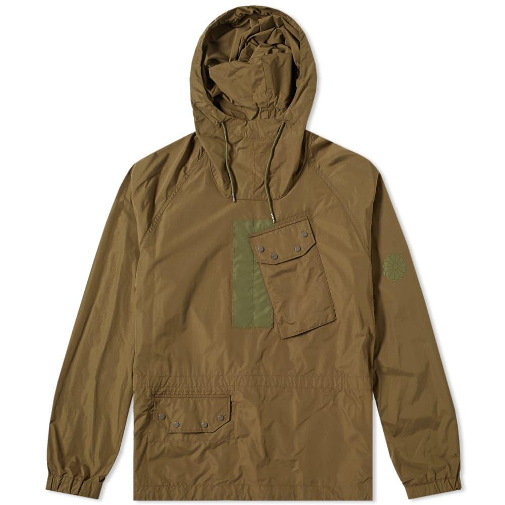 テンシー Ten C メンズ ジャケット アウター【mistral popover hooded jacket】Olive