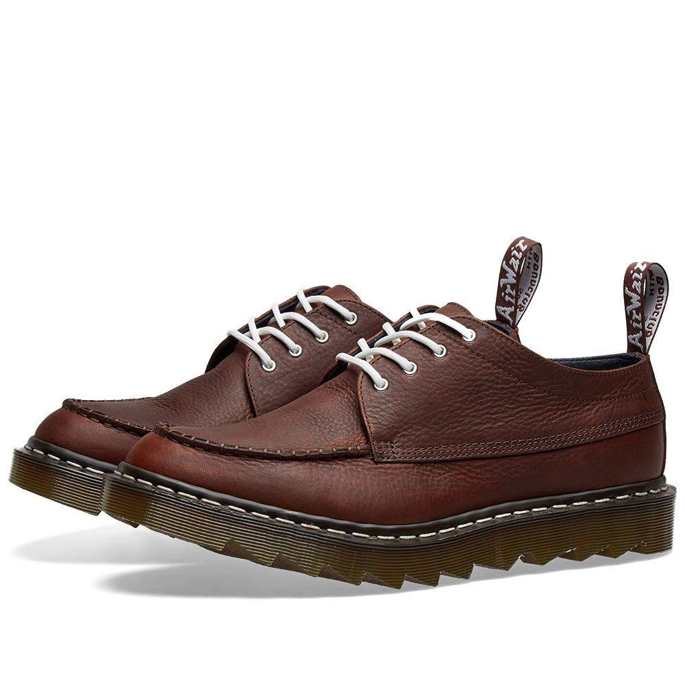 ドクターマーチン Dr Martens メンズ シューズ・靴 【dr. martens x nanamica camberwell shoe】Dark Tan Abandon