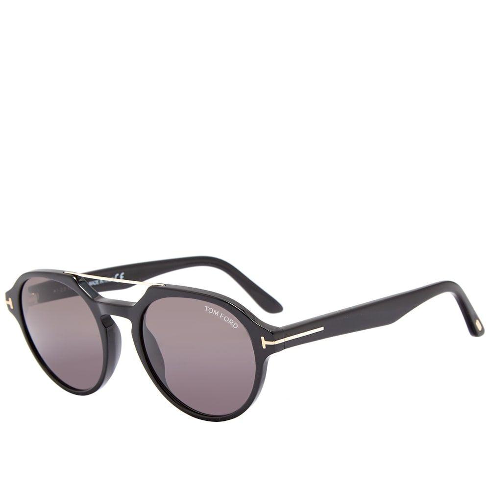 トム フォード Tom Ford Eyewear メンズ メガネ・サングラス 【tom ford ft0696 sunglasses】Black