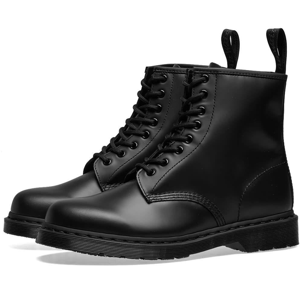 ドクターマーチン Dr Martens メンズ ブーツ シューズ・靴【dr. martens 1460 8-eye smooth leather boot】Black Mono