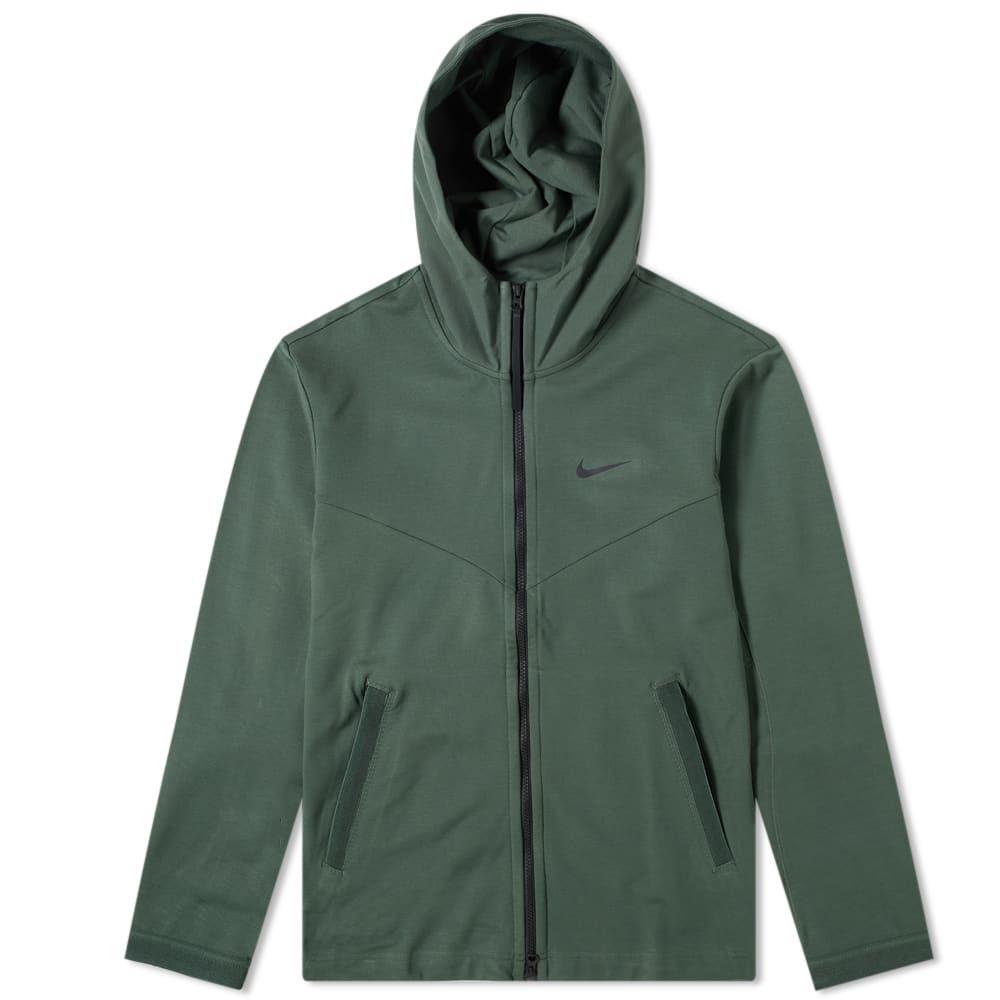 ナイキ Nike メンズ ジャケット アウター【tech pack knit jacket】Galactic Jade/Black