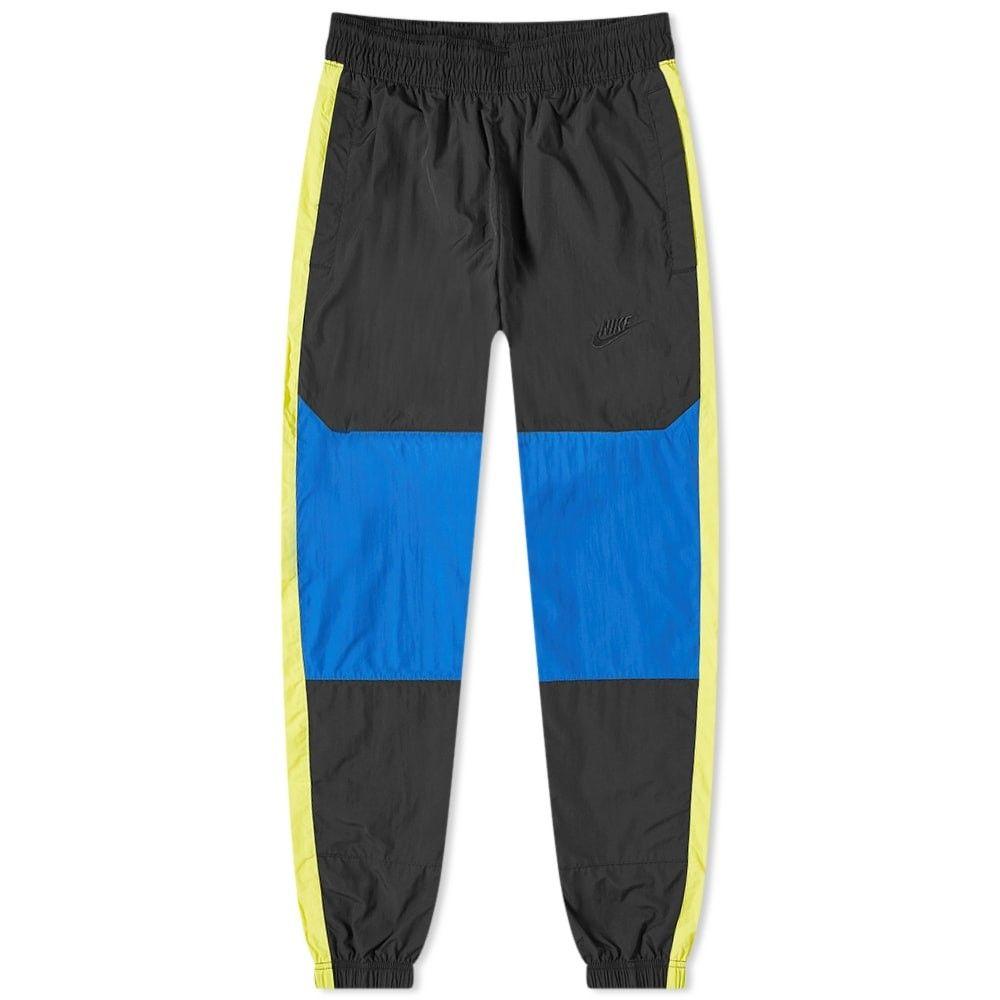 ナイキ Nike メンズ スウェット・ジャージ ボトムス・パンツ【re-issue woven pant】Black/Game Royal