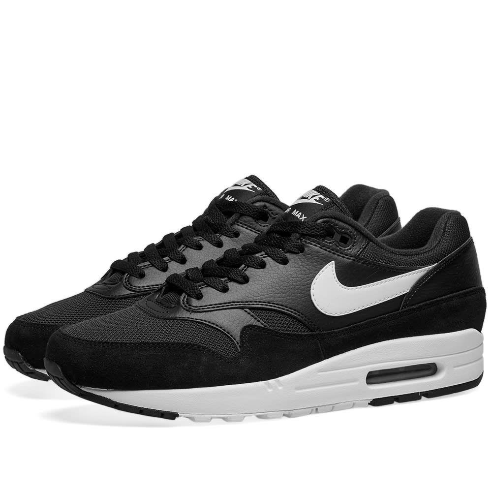 ナイキ Nike メンズ スニーカー シューズ・靴【air max 1】Black/White