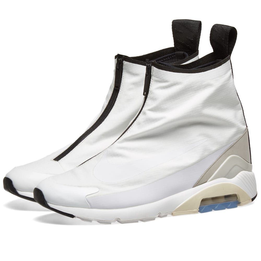 ナイキ Nike メンズ スニーカー シューズ・靴【x ambush air max 180 high】White/Pale Grey