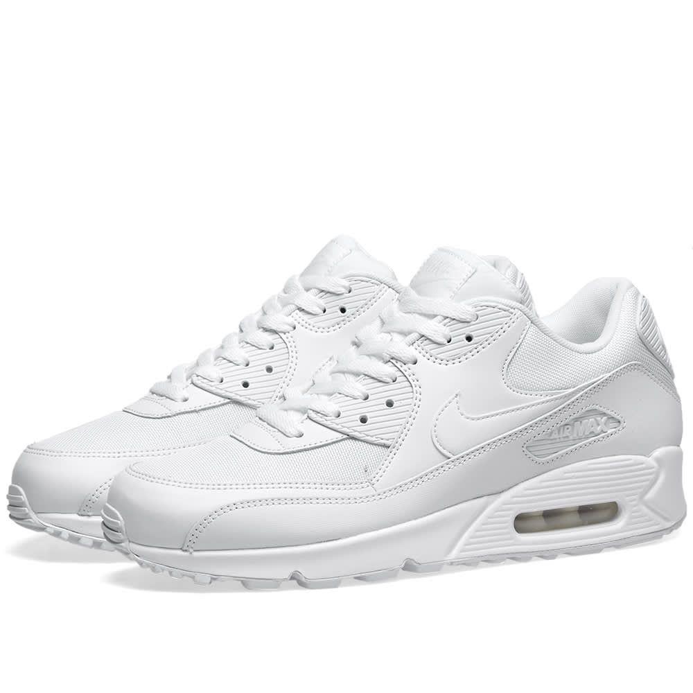 ナイキ Nike メンズ スニーカー エアマックス 9 シューズ・靴【air max 90 essential】White
