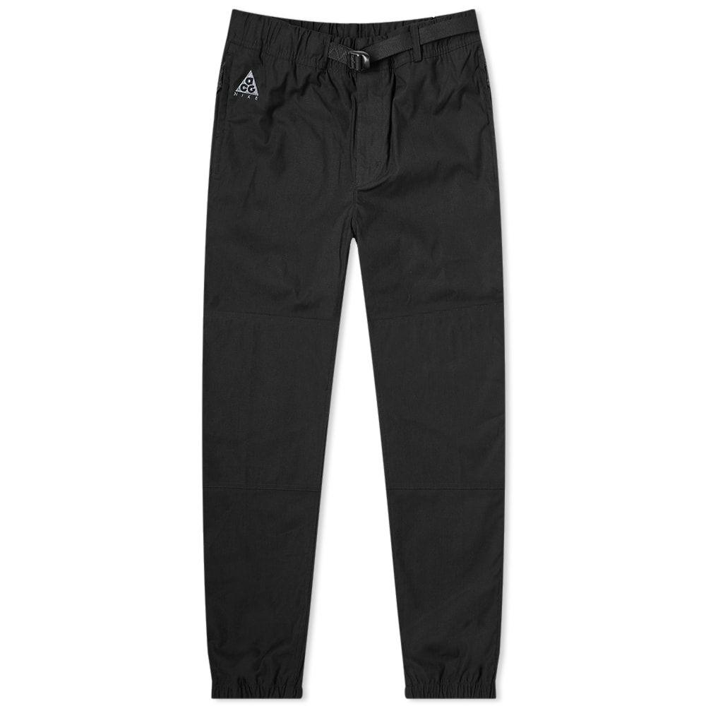 ナイキ Nike メンズ スウェット・ジャージ ボトムス・パンツ【acg trail pant】Black