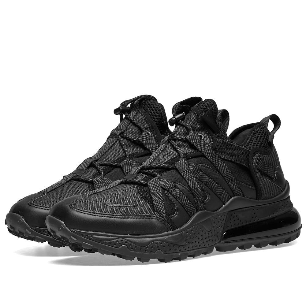ナイキ Nike メンズ スニーカー エアマックス 27 シューズ・靴【air max 270 bowfin】Black/Anthracite