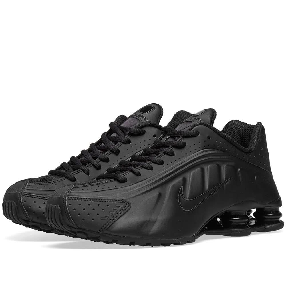ナイキ Nike メンズ スニーカー シューズ・靴【shox r4】Black