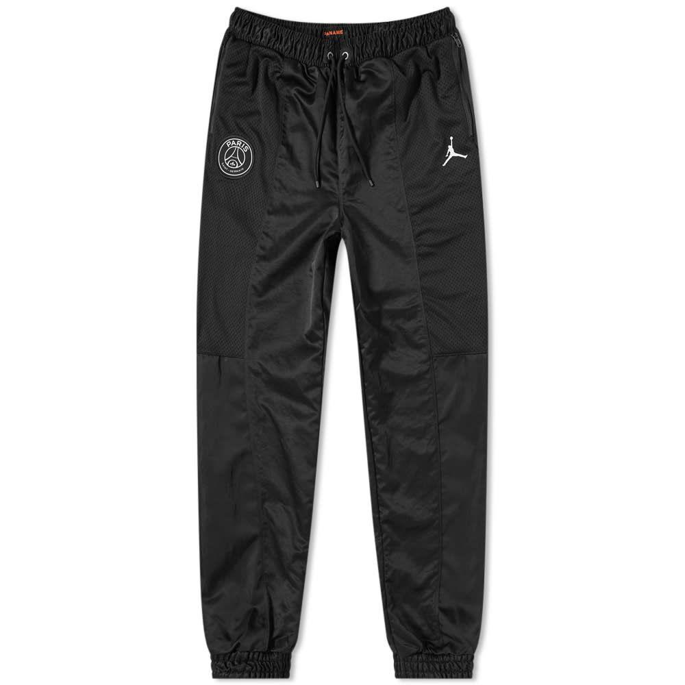 ナイキ ジョーダン Nike Jordan メンズ スウェット・ジャージ ボトムス・パンツ【air jordan x psg air jordan pant】Black