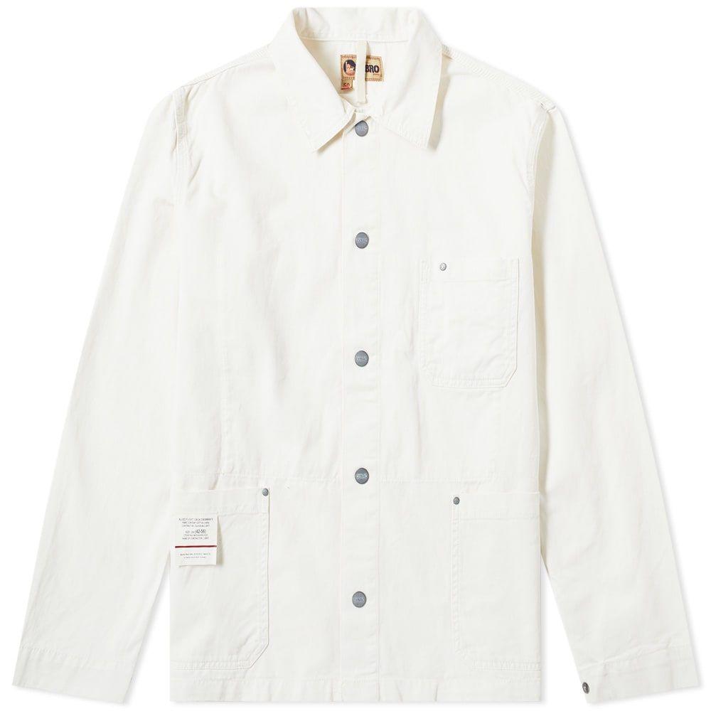 ナイジェルケーボン Nigel Cabourn メンズ ジャケット アウター【x lybro field jacket】Natural