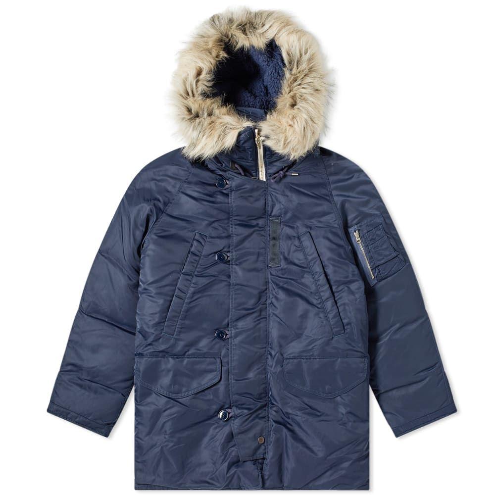 ナナミカ Nanamica メンズ ダウン・中綿ジャケット アウター【harbor down coat】Navy