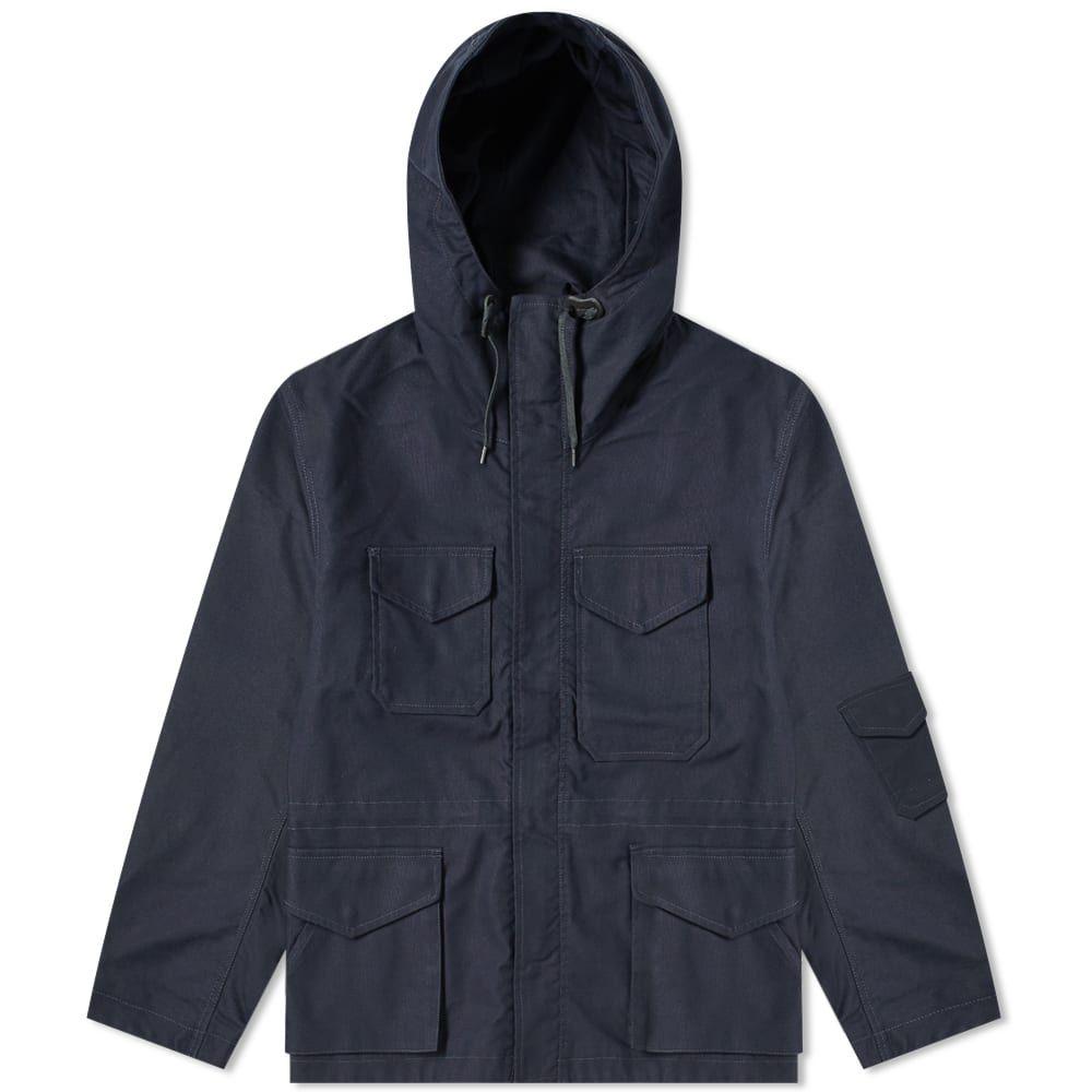 ナナミカ Nanamica メンズ ジャケット アウター【65/35 cruiser jacket】Navy