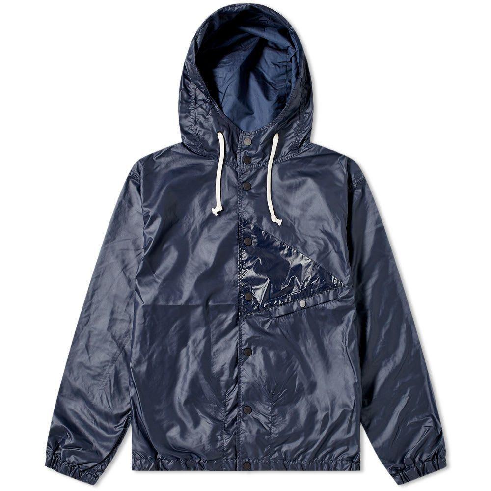 ナナミカ Nanamica メンズ ジャケット アウター【cruiser jacket】Navy