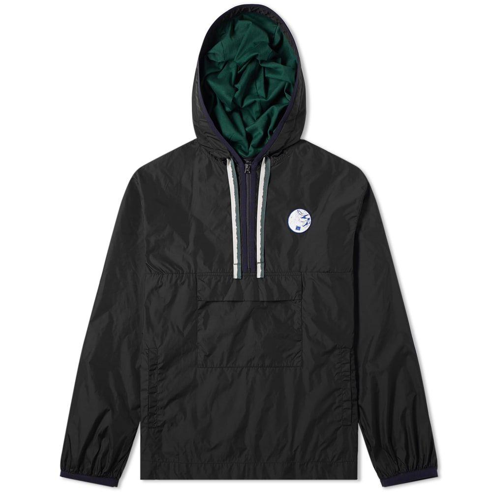 売り切れ必至! アクネ Studios ストゥディオズ Acne Studios half メンズ ジャケット アウター【osaze メンズ face half zip jacket】Black:フェルマート, エフェクター専門店 ナインボルト:3948a1de --- nagari.or.id