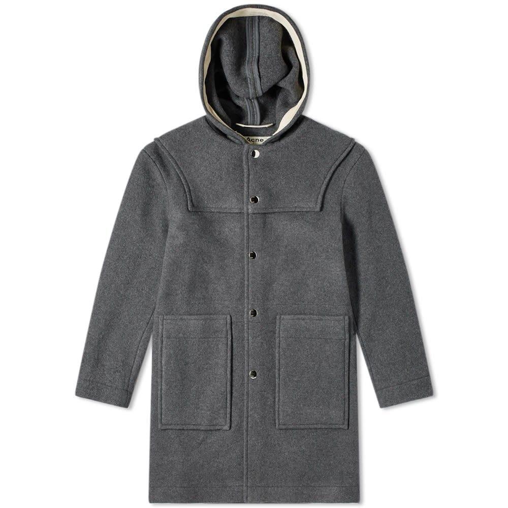 アクネ ストゥディオズ Acne Studios メンズ コート アウター【orvon duffle coat】Charcoal Grey