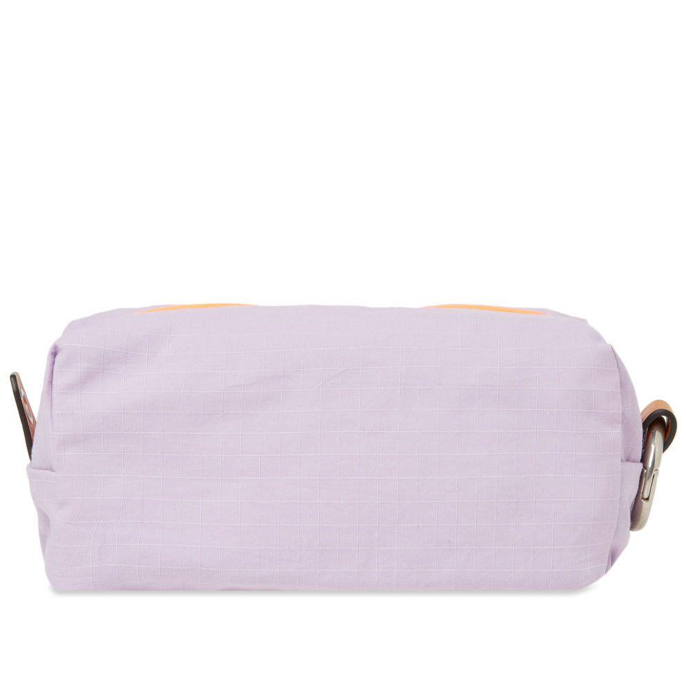 アクネ ストゥディオズ Acne Studios メンズ ポーチ 【ripstop mini pouch】Lilac Purple