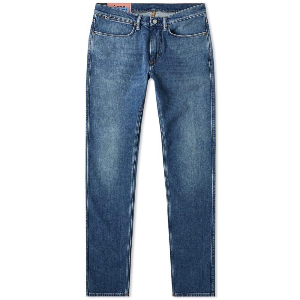 アクネ ストゥディオズ Acne Studios メンズ ジーンズ・デニム ボトムス・パンツ【max slim fit jean】Mid Blue