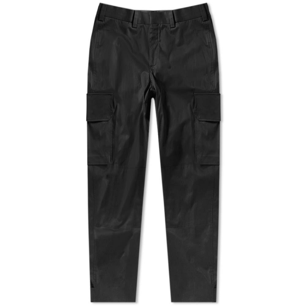 ニール バレット Neil Barrett メンズ カーゴパンツ ボトムス・パンツ【cuffed cargo pant】Black