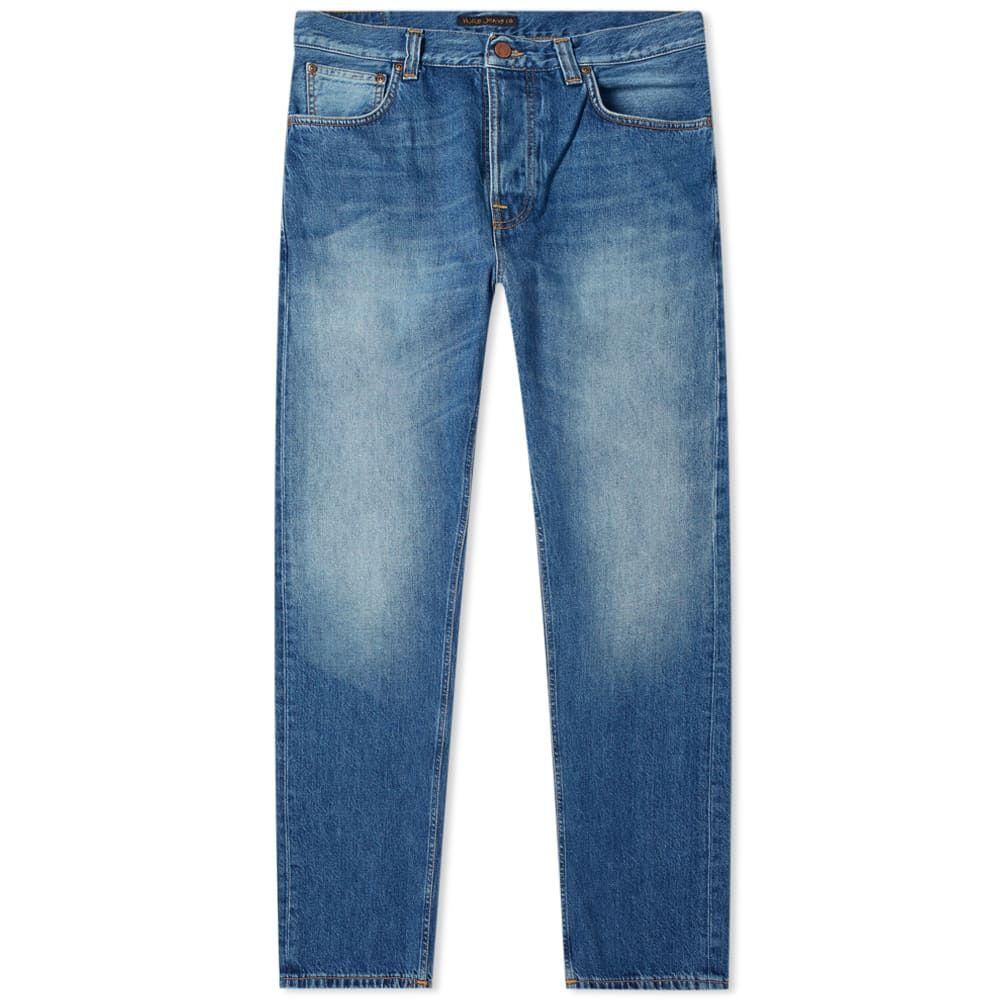 ヌーディージーンズ Nudie Jeans Co メンズ ジーンズ・デニム ボトムス・パンツ【nudie sleepy sixten jean】Celestial Orange