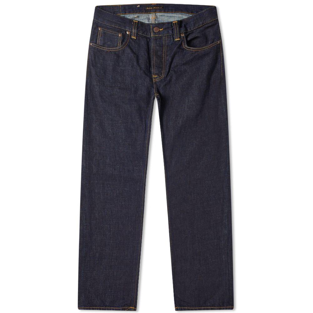 ヌーディージーンズ Nudie Jeans Co メンズ ジーンズ・デニム ボトムス・パンツ【nudie sleepy sixten jean】Rinsed